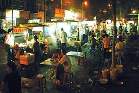宾王夜市的图片