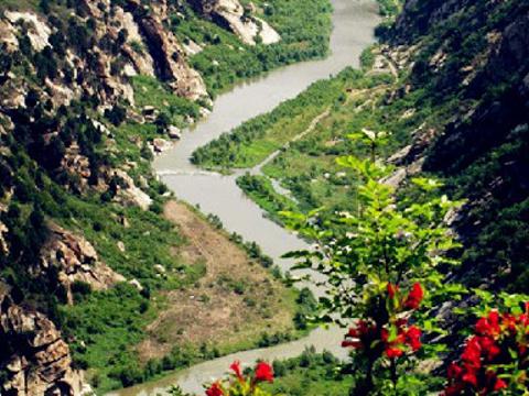 白河峡谷旅游景点图片