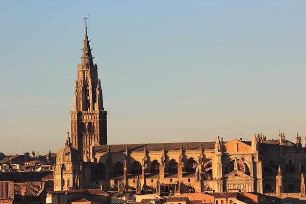 托莱多大教堂旅游图片