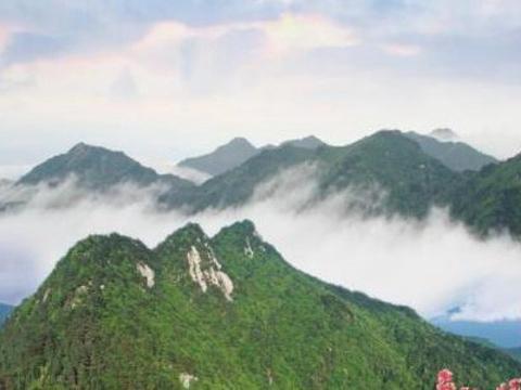浠水三角山旅游景点图片
