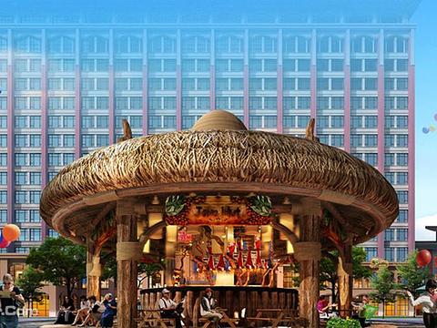 灵玲马戏城旅游景点图片