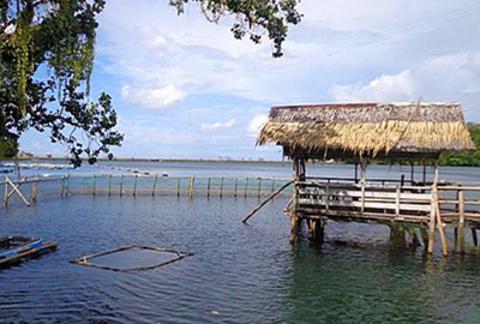 Taguines Lagoon