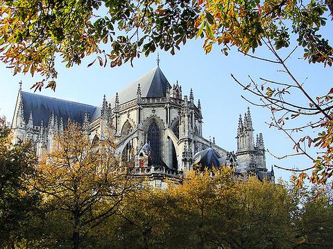 南特大教堂旅游景点图片
