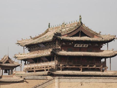 蔚县玉皇阁旅游景点图片
