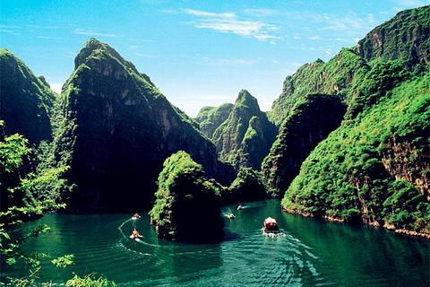 龙庆峡的图片