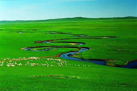 锡林郭勒盟旅游图片