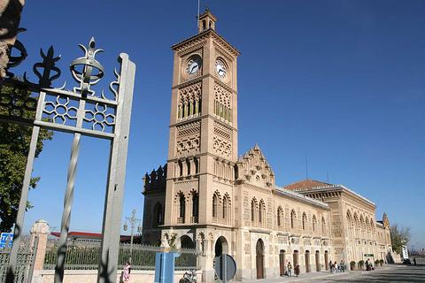 托莱多火车站