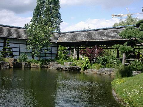 凡尔赛岛日本庭园旅游景点图片