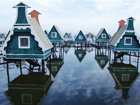 月坨岛旅游景点图片