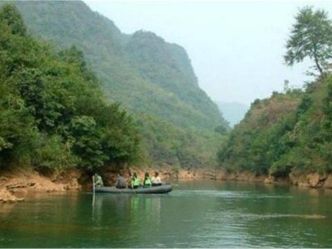 永州金洞旅游景点图片