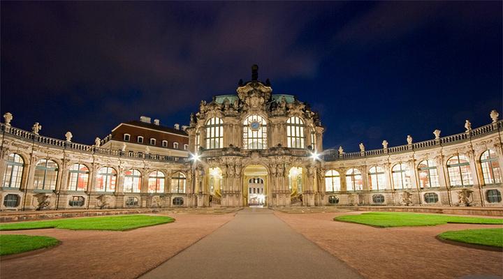 茨温格宫旅游图片