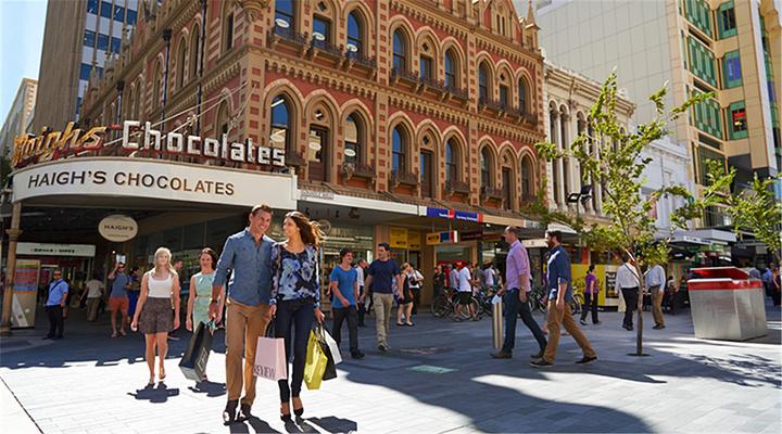 蓝道购物城旅游图片