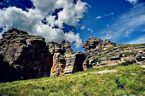 中国克什克腾旗世界地质公园博物馆