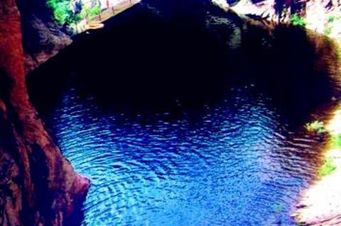 天池峡谷景区