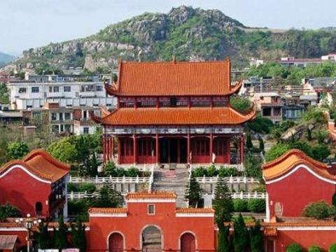 盘王殿旅游景点图片