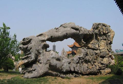石趣园景区