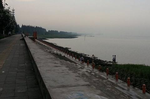 瀛洲公园的图片