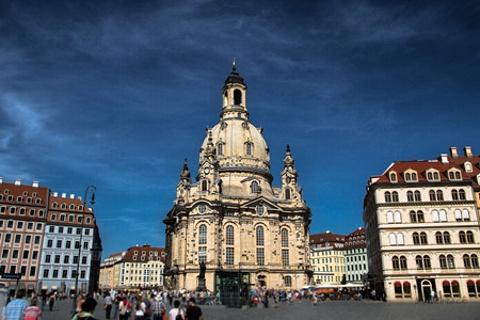 德累斯顿旅游图片