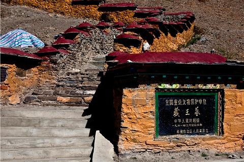 藏王墓的图片