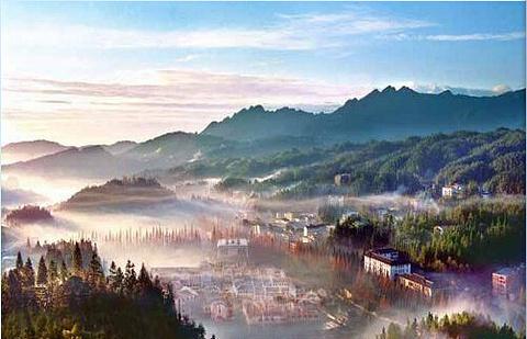 茨坪旅游图片