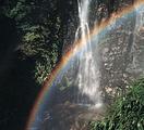 水口彩虹瀑布