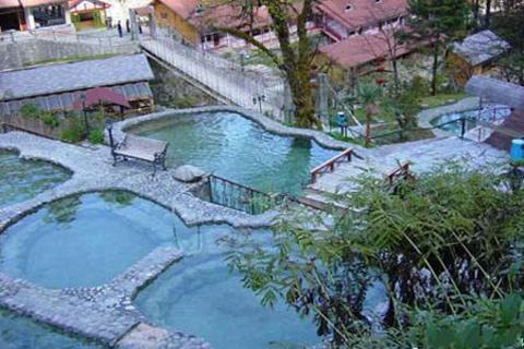 热水塘温泉