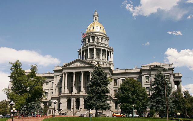 科罗拉多州议会大厦旅游图片
