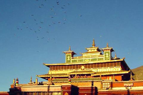 桑丁寺的图片