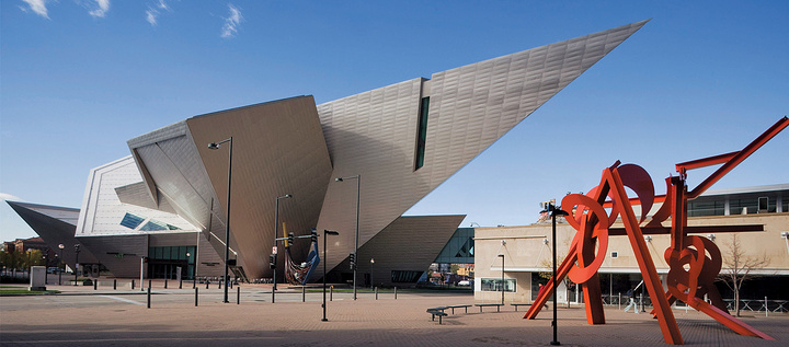 丹佛艺术博物馆旅游图片