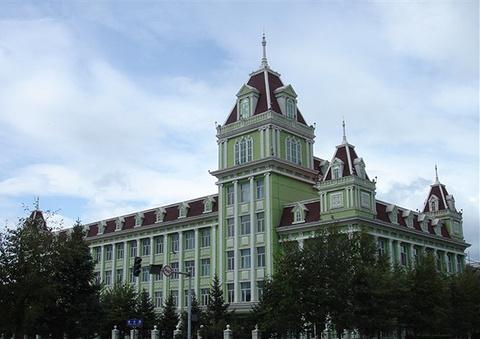 大兴安岭五·六火灾纪念馆