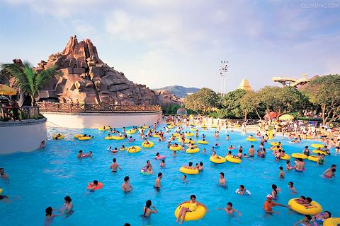 玛雅海滩水公园的图片