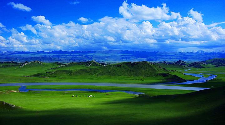 巴音布鲁克草原旅游图片