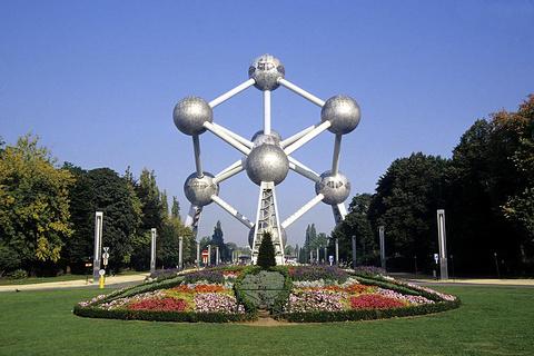 布鲁塞尔原子塔