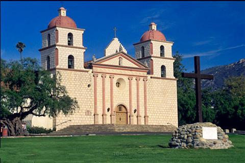 圣巴巴拉旅游图片