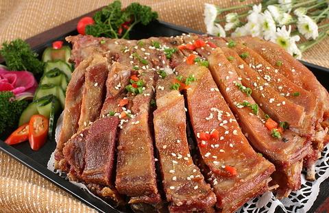 老严烤羊肉(总店)