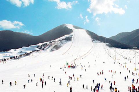 渔阳滑雪场的图片