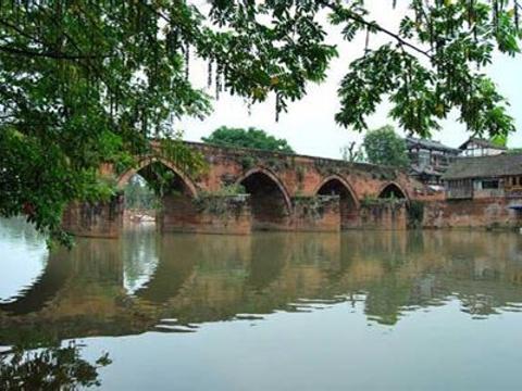 兴乐桥旅游景点图片