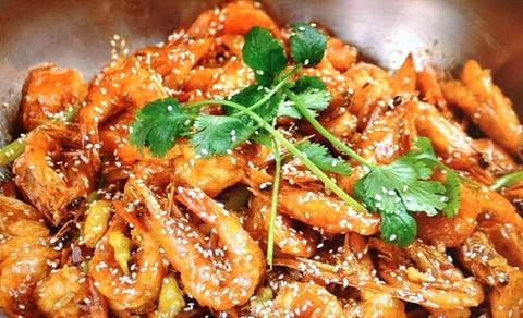 巴蜀香辣虾