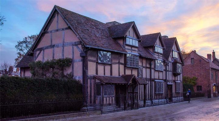 莎士比亚故居旅游图片