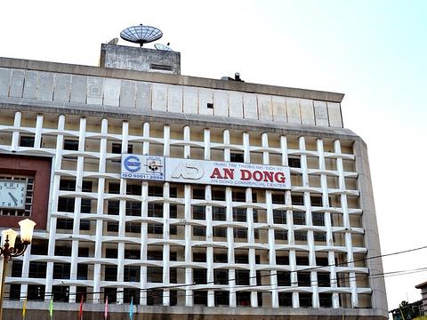 安东市场旅游景点图片