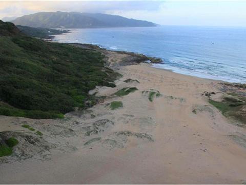 风吹沙旅游景点图片