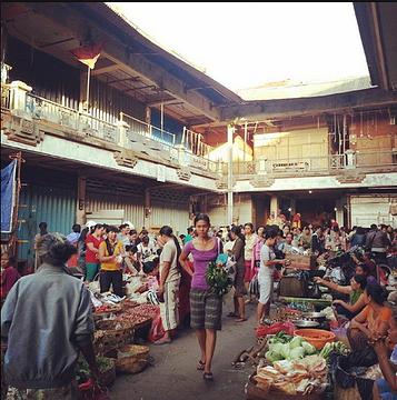 乌布艺术市场