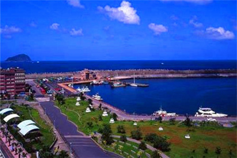 八斗子渔港