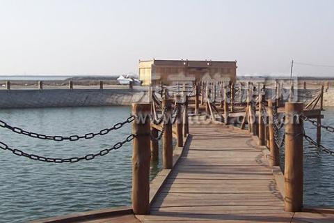 三岛码头的图片