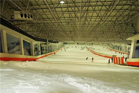 乔波冰雪世界