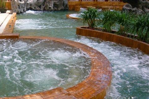 东丽湖温泉度假区