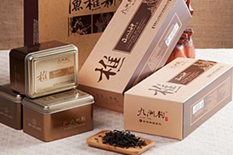 桐木关韵红茶