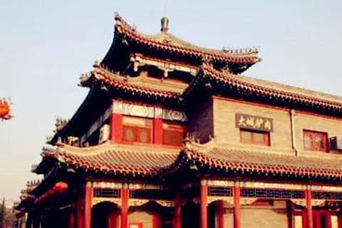 杨柳青古镇的图片