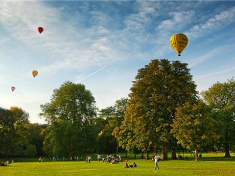皇家维多利亚公园旅游景点图片