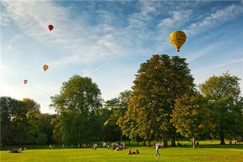 皇家维多利亚公园的图片